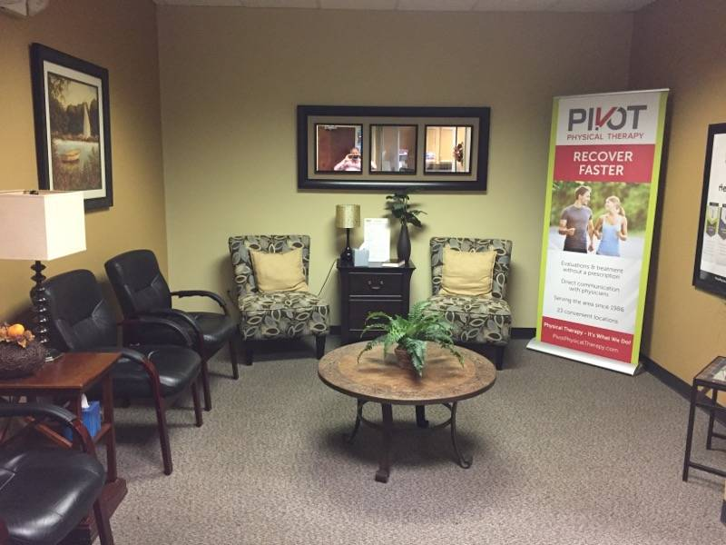 Pivot Physical Therapy - health  | Photo 2 of 6 | Address: 4020 Raintree Rd ste d, Chesapeake, VA 23321, USA | Phone: (757) 484-4241