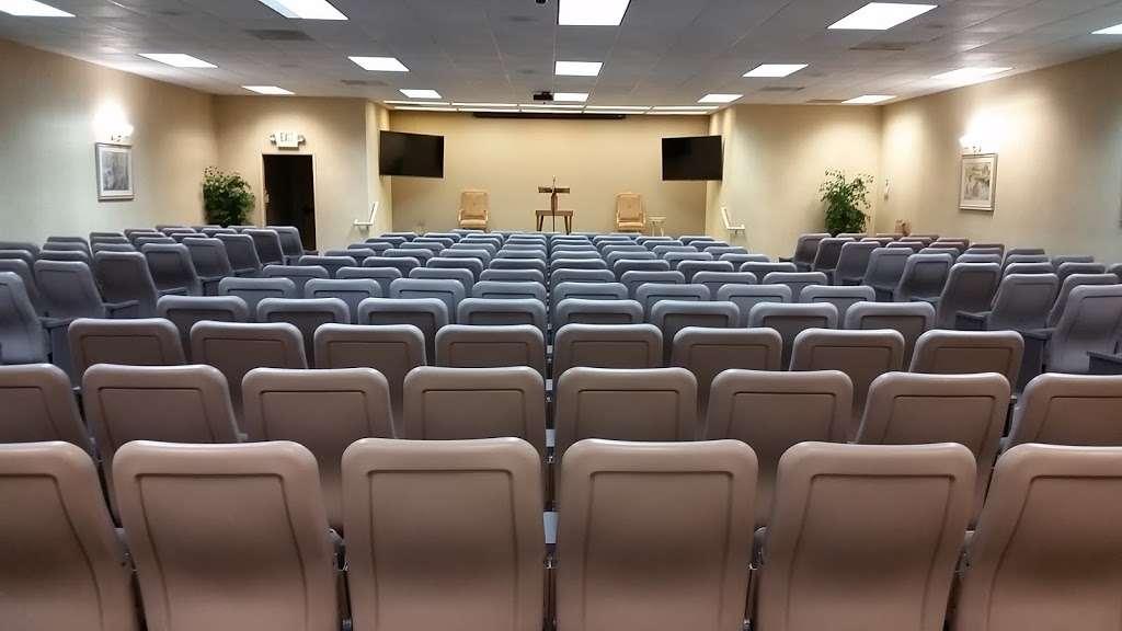Kingdom Hall of Jehovah's Witnesses - church  | Photo 2 of 10 | Address: 12121 Atlantic Ave, Lynwood, CA 90262, USA | Phone: (310) 635-9056