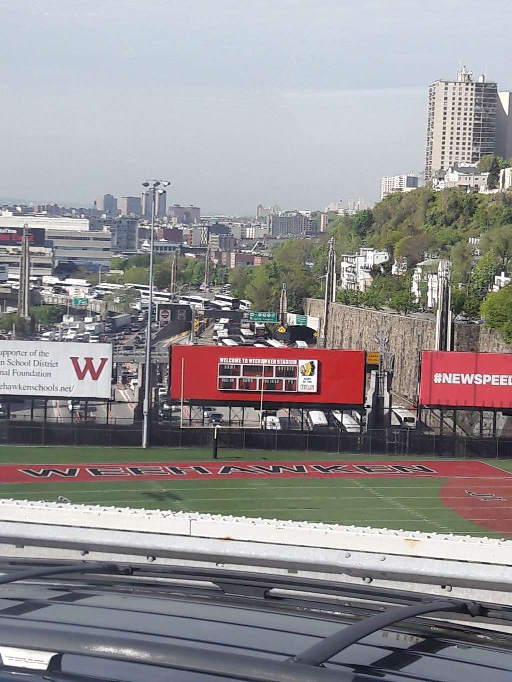 Weehawken Stadium - park  | Photo 7 of 10 | Address: Weehawken, NJ 07086, USA