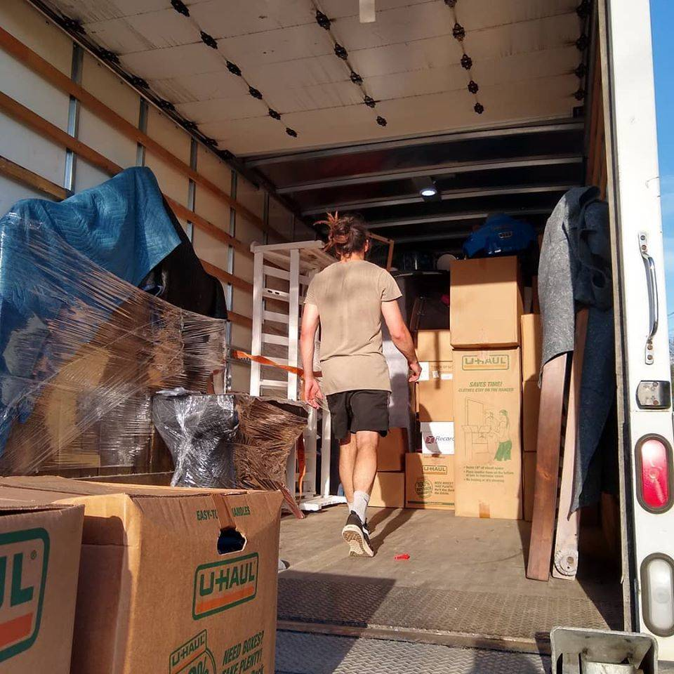 L & N Moving Services - moving company  | Photo 3 of 3 | Address: 4910 Loyola Ave, New Orleans, LA 70115, USA | Phone: (504) 305-9189