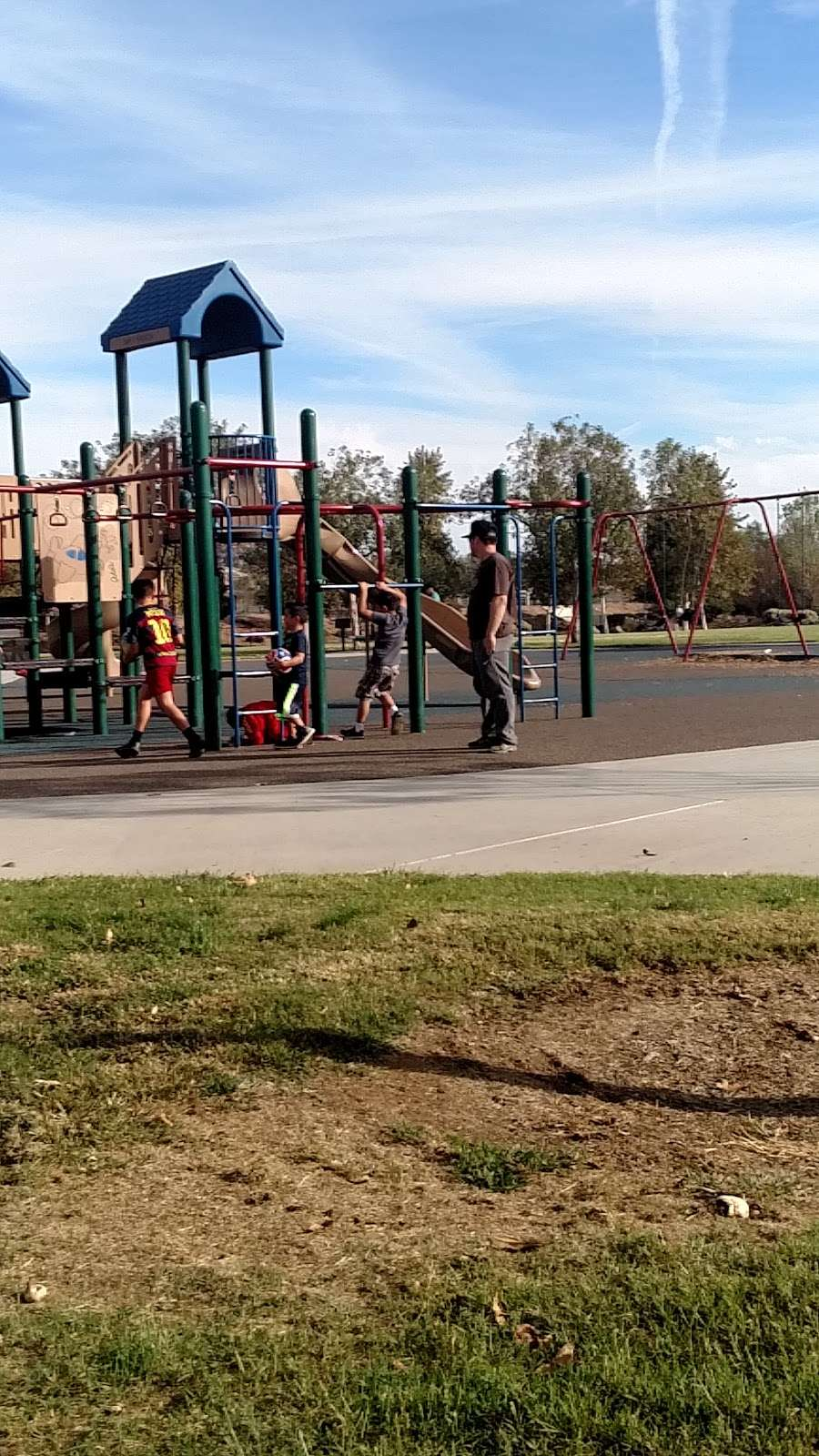 Basin Park - park    Photo 1 of 10   Address: 20160 Evans Rd, Perris, CA 92571, USA