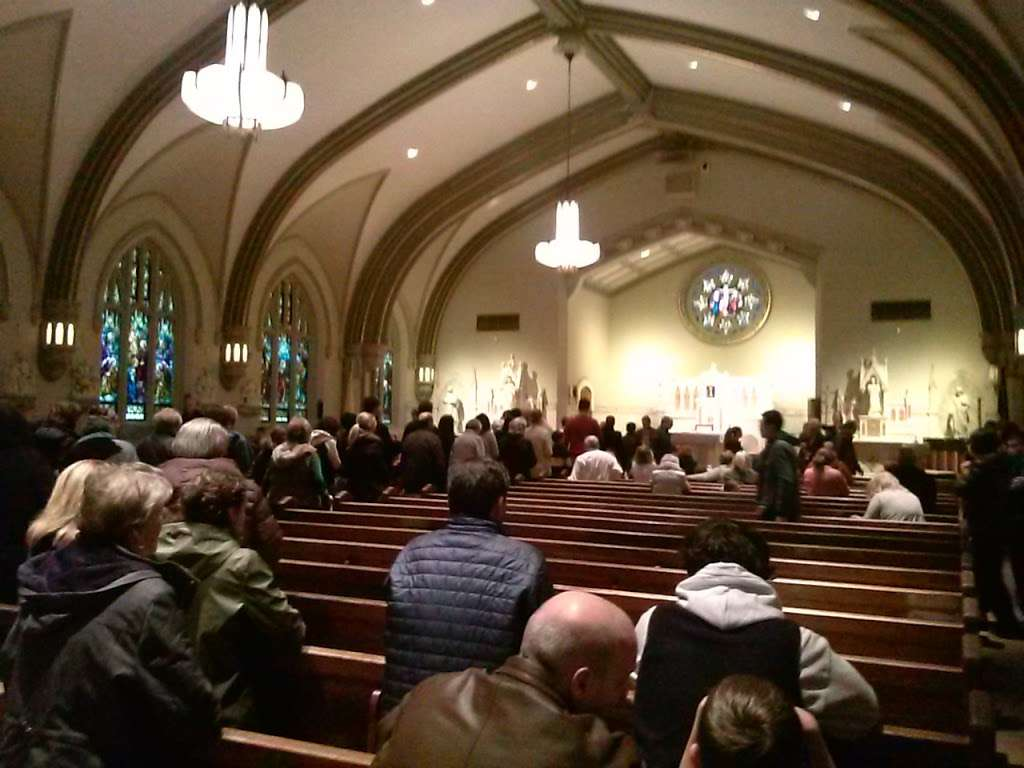 St. Margaret Church - church  | Photo 3 of 6 | Address: 208 N Narberth Ave, Narberth, PA 19072, USA | Phone: (610) 664-3770