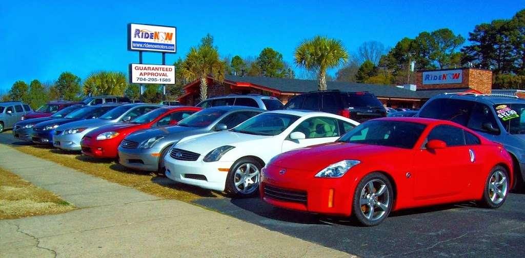 Ride Now Motors >> Ride Now Motors Car Dealer 6353 E Independence Blvd