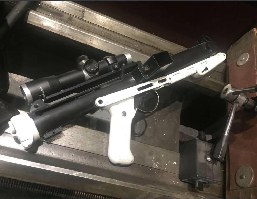 Match Grade Gunsmiths - store  | Photo 8 of 9 | Address: 16305 Piuma Ave, Cerritos, CA 90703, USA | Phone: (562) 691-3808