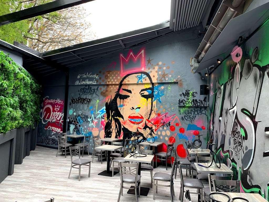 WISE bar&grill - restaurant  | Photo 3 of 10 | Address: 35 Neptune Ave, Brooklyn, NY 11235, USA | Phone: (718) 551-5588
