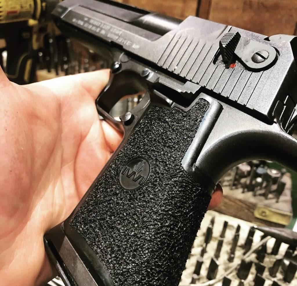 Match Grade Gunsmiths - store  | Photo 1 of 9 | Address: 16305 Piuma Ave, Cerritos, CA 90703, USA | Phone: (562) 691-3808