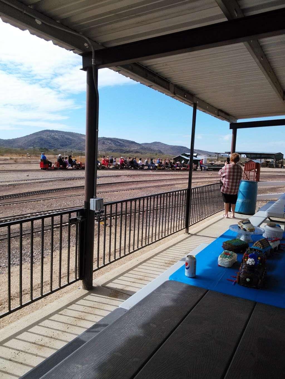 Adobe Mountain Train Museum - museum  | Photo 6 of 10 | Address: 23280 N 43rd Ave, Glendale, AZ 85310, USA | Phone: (623) 252-6871