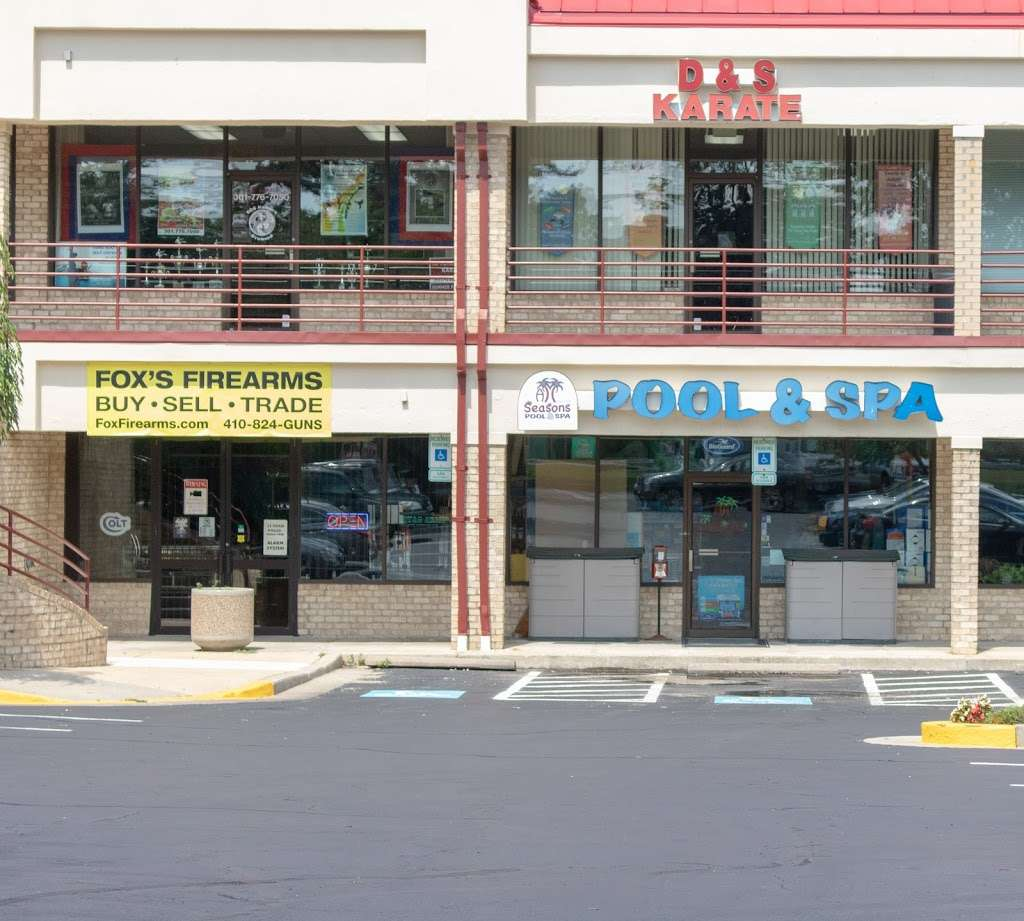 All Seasons Pool & Spa - store  | Photo 4 of 6 | Address: Cherry Tree Center, 11200 Scaggsville Rd #126, Laurel, MD 20723, USA | Phone: (301) 384-8226