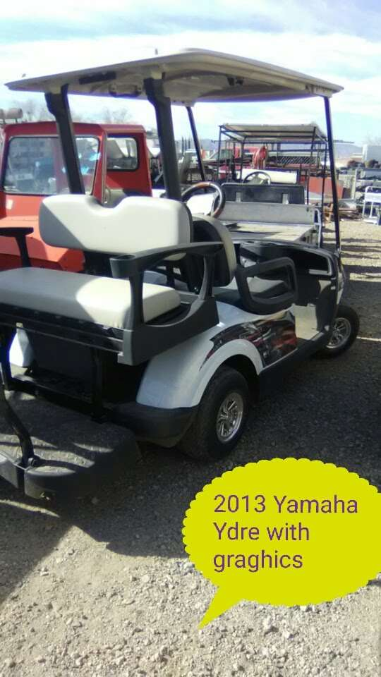 AV Golf Carts - store  | Photo 10 of 10 | Address: 231 W Ave L 8, Lancaster, CA 93534, USA | Phone: (661) 951-0454