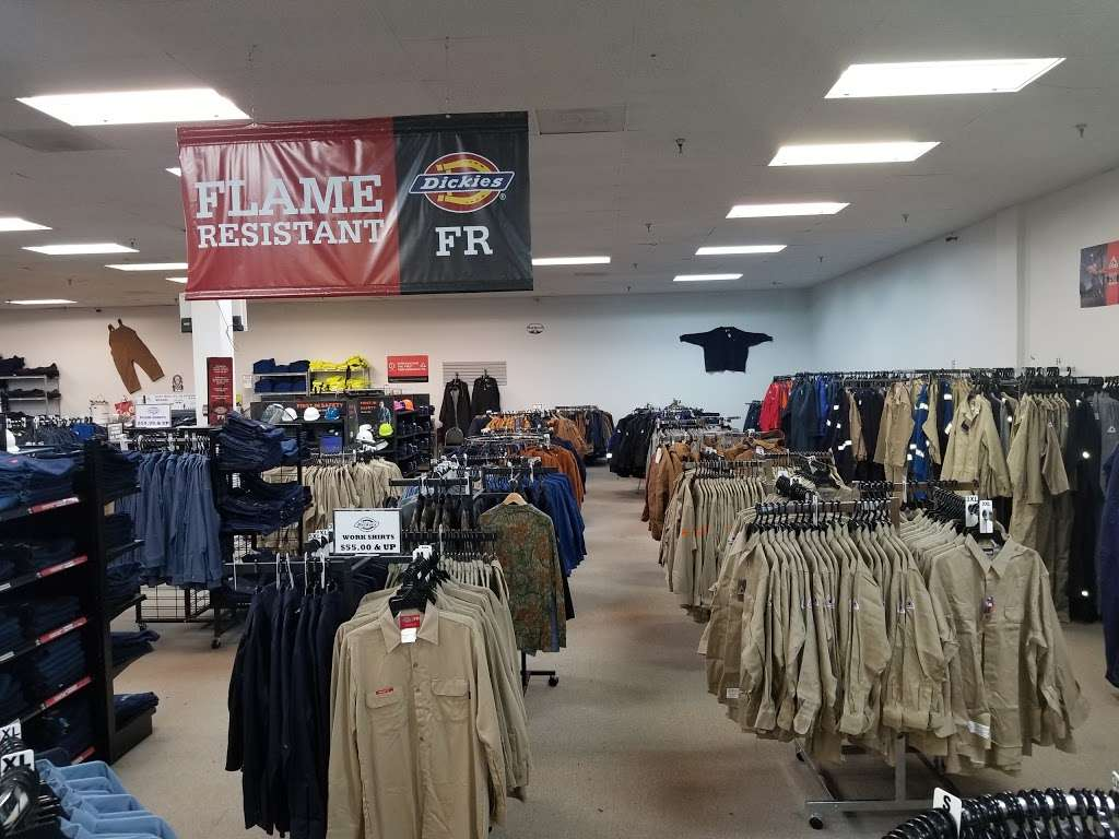 J & K WORK CLOTHES New & Used FRC Uniforms - Clothing store