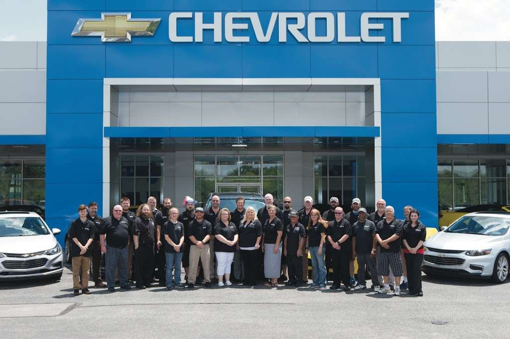 Greg Hubler Chevrolet - car repair    Photo 6 of 10   Address: 13895 N State Rd 67, Camby, IN 46113, USA   Phone: (317) 831-0770
