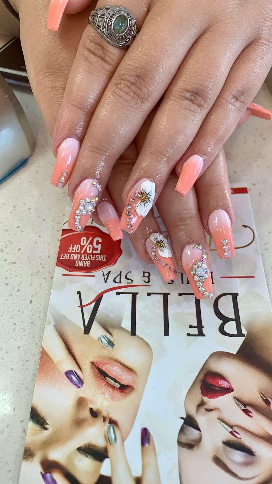 Bella Nails & Spa - shopping mall  | Photo 6 of 10 | Address: 110 Market St, Saddle Brook, NJ 07663, USA | Phone: (201) 909-8599