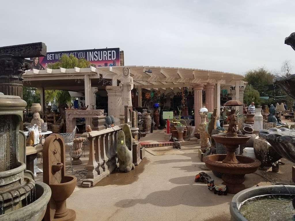 Little Baja Garden & Design - furniture store  | Photo 6 of 10 | Address: 3033 W Ford Ave, Las Vegas, NV 89139, USA | Phone: (702) 407-0020
