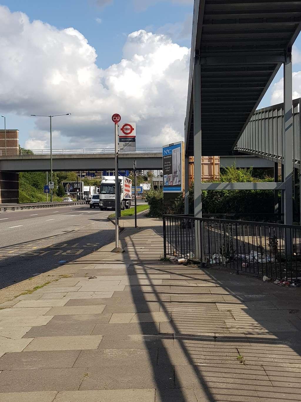 Alexandra Road (Stop CU) - bus station    Photo 1 of 1   Address: London N10 2NT, UK