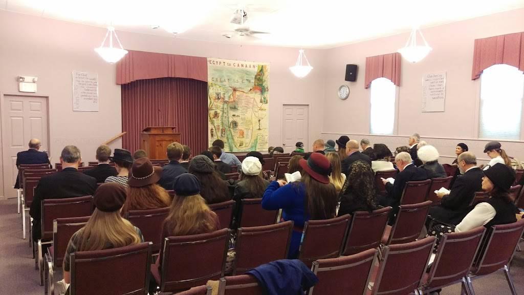 Windsor Gospel Hall - church    Photo 2 of 3   Address: 644 Partington Ave, Windsor, ON N9B 2N7, Canada   Phone: (519) 966-0365