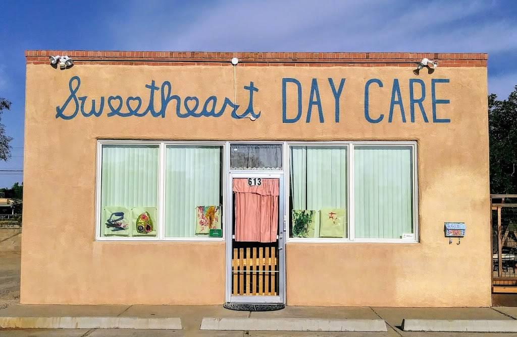 Sweetheart Nursery & Kindergarten - school  | Photo 1 of 1 | Address: 613 Amherst Dr NE, Albuquerque, NM 87106, USA | Phone: (505) 255-7340