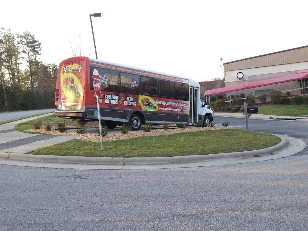 Rush Hour Karting - restaurant  | Photo 10 of 10 | Address: 5335 Raynor Rd, Garner, NC 27529, USA | Phone: (919) 662-9101