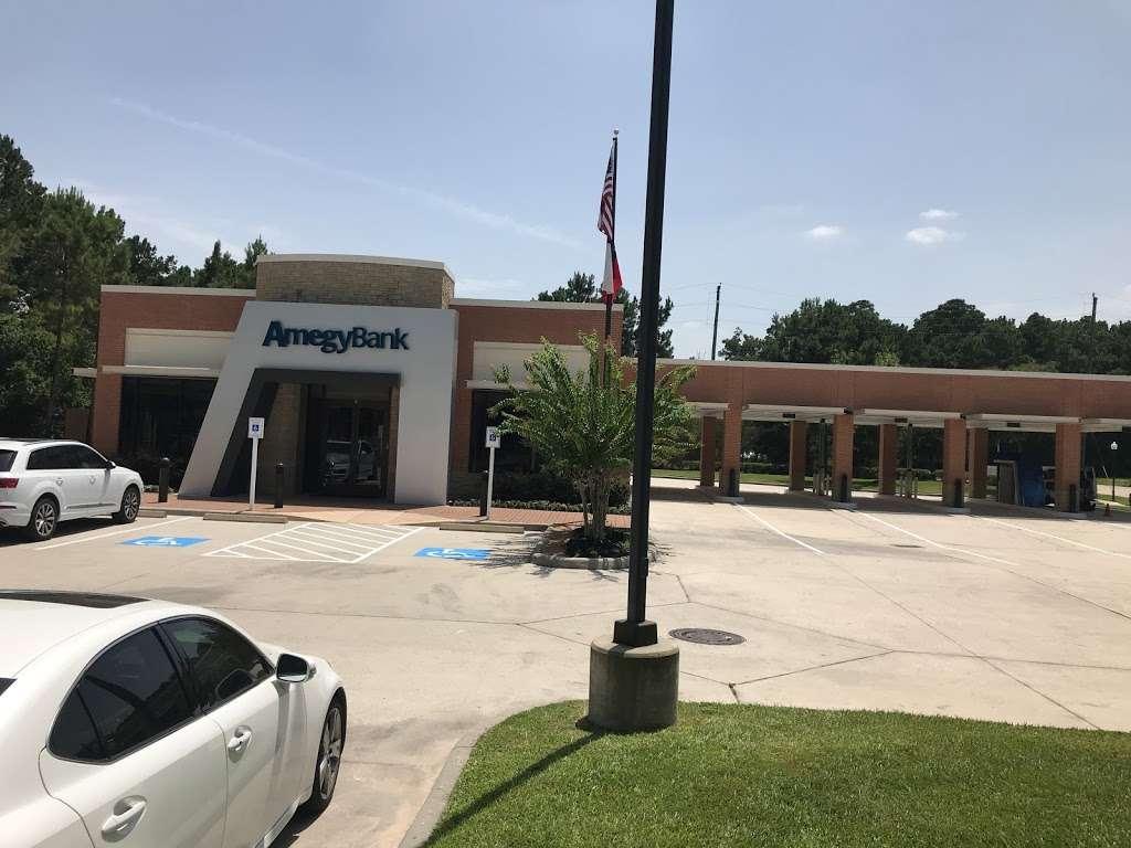 Amegy Bank - bank  | Photo 2 of 7 | Address: 2595 W Lake Houston Pkwy, Kingwood, TX 77339, USA | Phone: (713) 232-3355