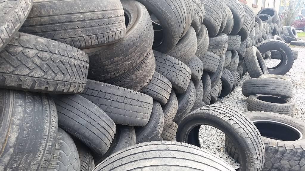 Five Star Tire Services - car repair  | Photo 5 of 7 | Address: 5319 Progress Blvd, Bethel Park, PA 15102, USA | Phone: (412) 831-0200