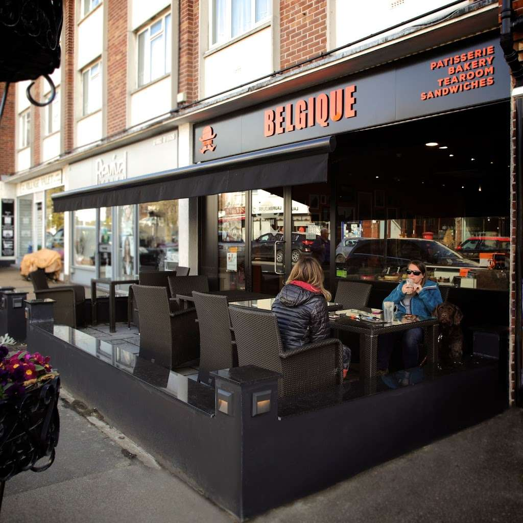 Belgique Cafe and Patisserie in Theydon Bois - cafe  | Photo 1 of 10 | Address: 14 Forest Dr, Theydon Bois CM16 4EY, UK | Phone: 01992 814430