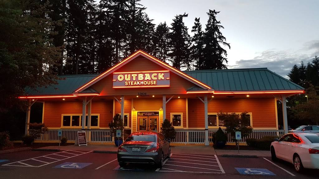 Outback Steakhouse - meal takeaway  | Photo 1 of 9 | Address: 22606 Bothell Everett Hwy, Bothell, WA 98021, USA | Phone: (425) 486-7340