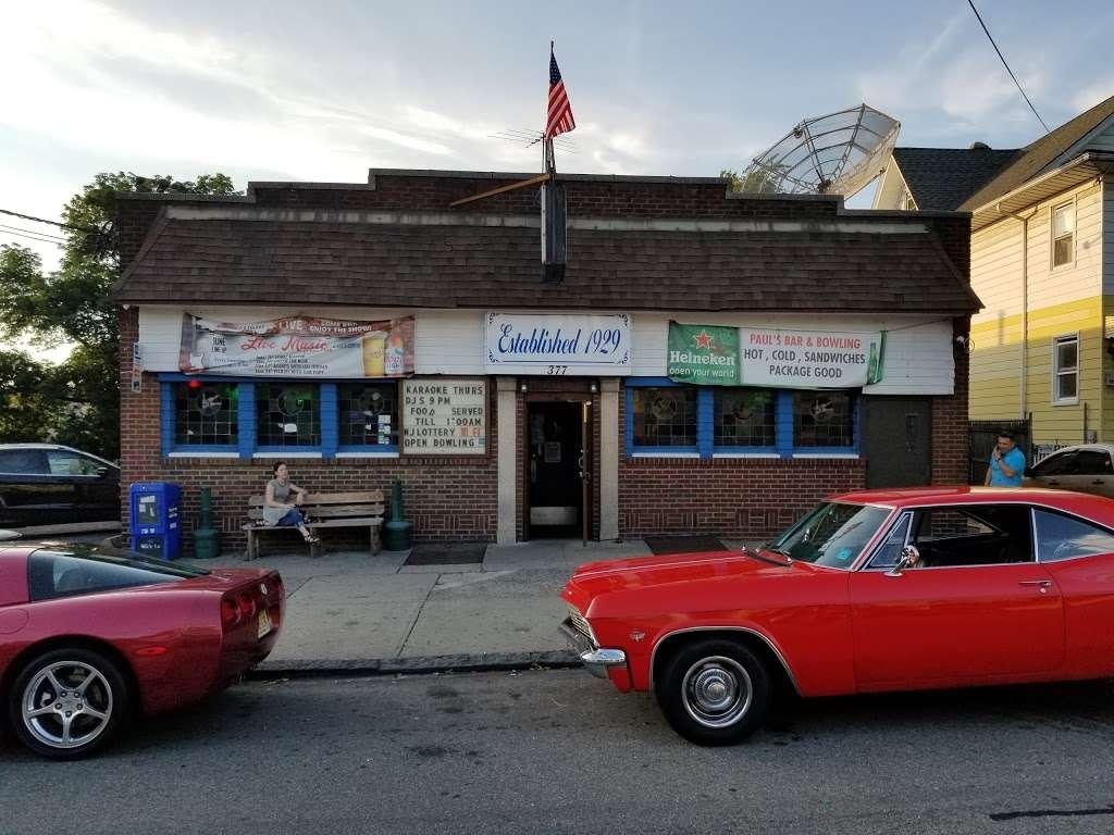 Pauls Bar & Bowling - bowling alley  | Photo 3 of 10 | Address: 377 Crooks Ave, Paterson, NJ 07503, USA | Phone: (973) 278-1982