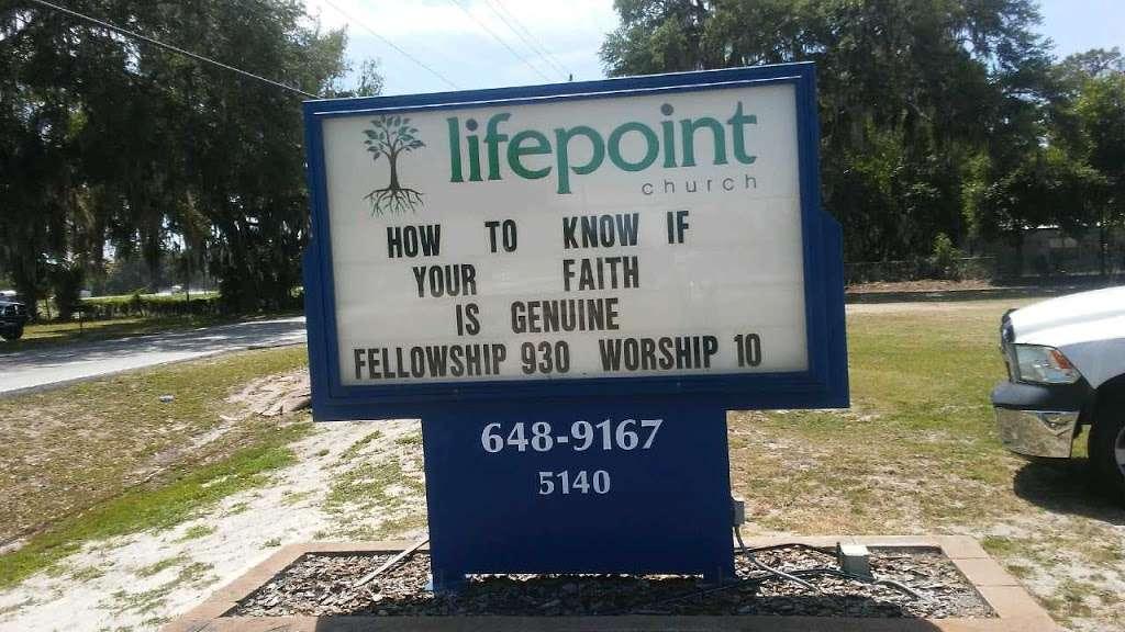 LifePoint Church - church  | Photo 3 of 4 | Address: 5140 Bailey Rd, Mulberry, FL 33860, USA | Phone: (863) 940-2649