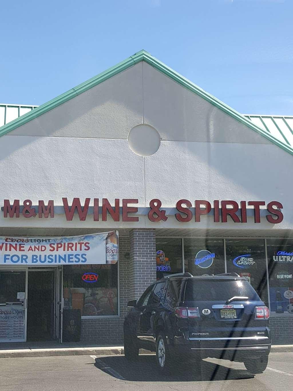 M&M Wine & Spirits - Liquor Store - store  | Photo 2 of 10 | Address: 429 Market St, Elmwood Park, NJ 07407, USA | Phone: (201) 796-6900