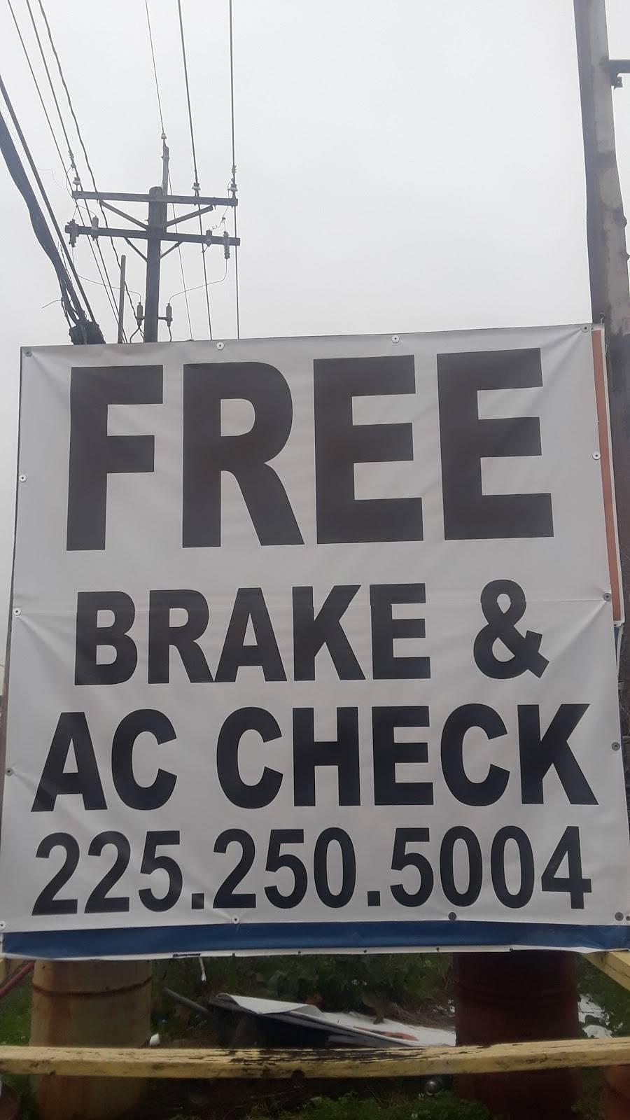 M&A Tiger inc mechanic shop - car repair  | Photo 3 of 5 | Address: 12689 Florida Blvd, Baton Rouge, LA 70815, USA | Phone: (225) 250-5004