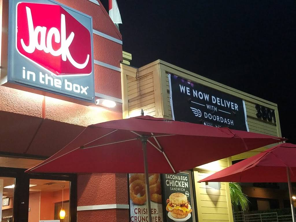 Jack in the Box - restaurant  | Photo 1 of 8 | Address: 3801 Murphy Canyon Rd, San Diego, CA 92123, USA | Phone: (858) 467-1421