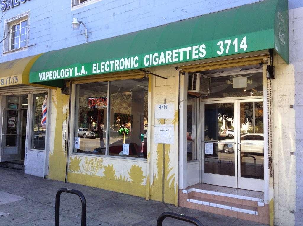 Vapeology LA - Store | 3714 N Figueroa St, Los Angeles, CA