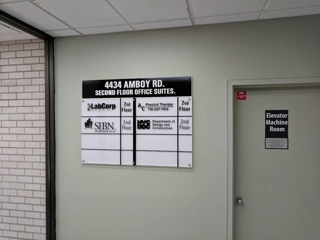 AC Physical Therapy - health  | Photo 2 of 3 | Address: 4434 Amboy Rd, Staten Island, NY 10312, USA | Phone: (718) 227-7015