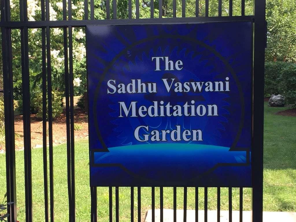 Sadhu Vaswani Meditation Garden - park  | Photo 10 of 10 | Address: 1200 Koelle Blvd, Secaucus, NJ 07094, USA