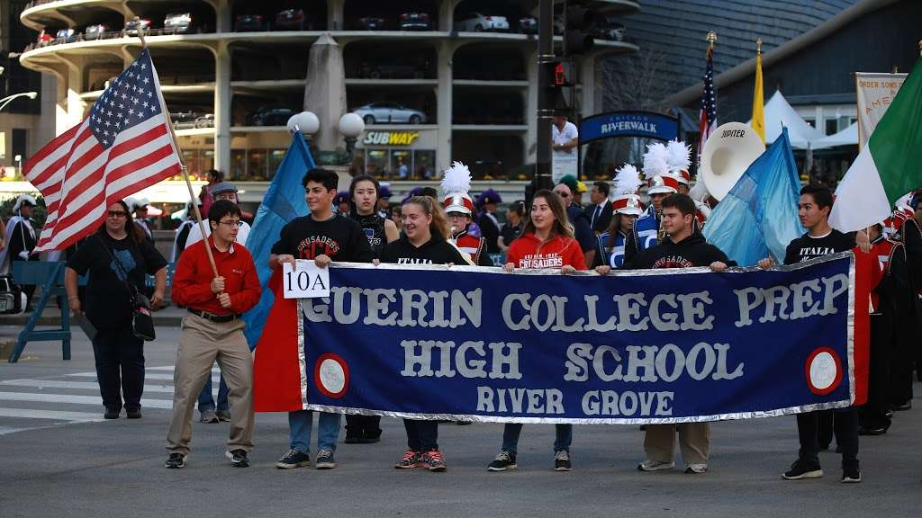 Guerin College Preparatory High School - school  | Photo 6 of 8 | Address: 8001 W Belmont Ave, River Grove, IL 60171, USA | Phone: (708) 453-6233