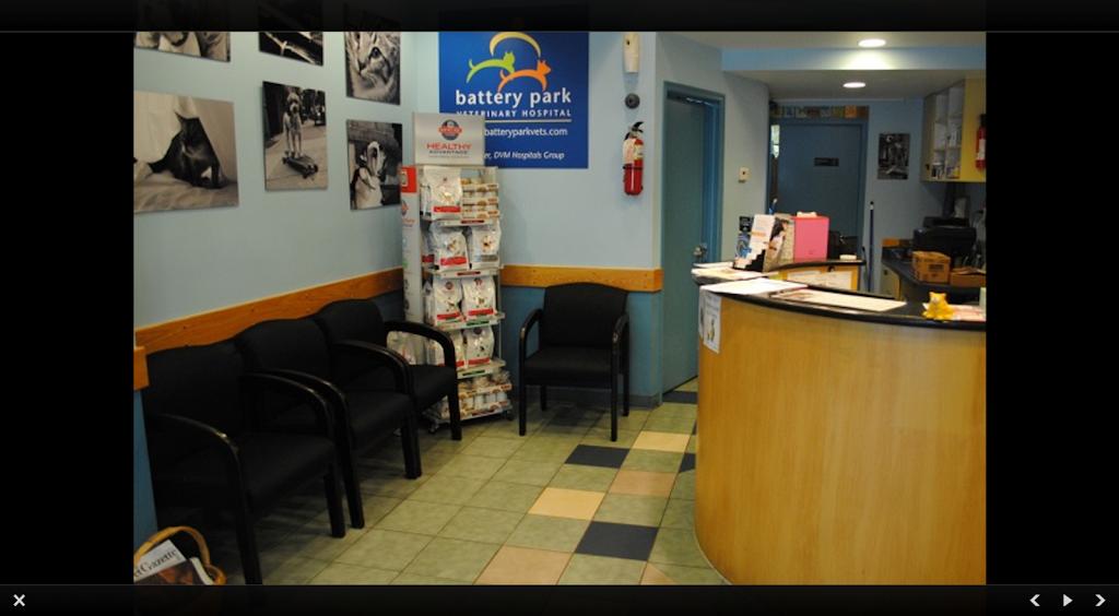 Battery Park Veterinary Hospital - dentist  | Photo 7 of 10 | Address: 21 South End Ave, New York, NY 10280, USA | Phone: (646) 561-9225