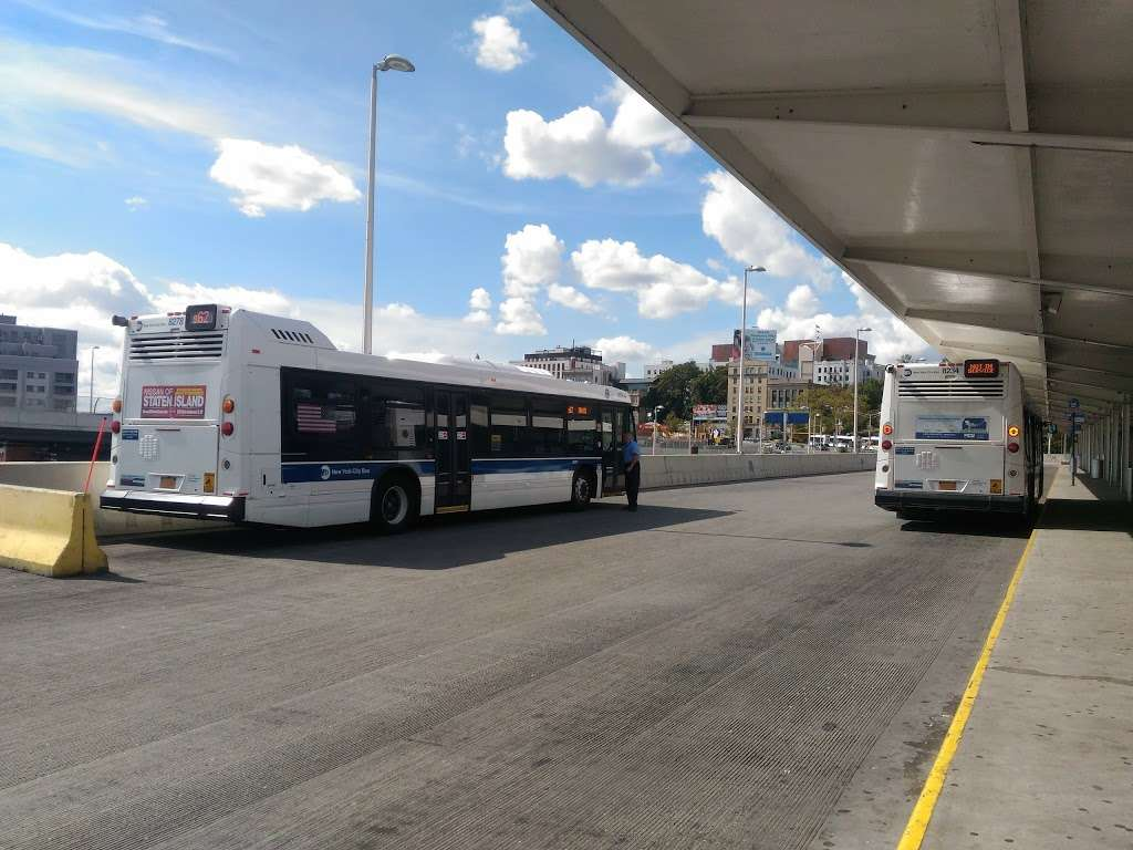 St George Ferry/ramp A Bay 2 - bus station  | Photo 1 of 1 | Address: Staten Island, NY 10301, USA