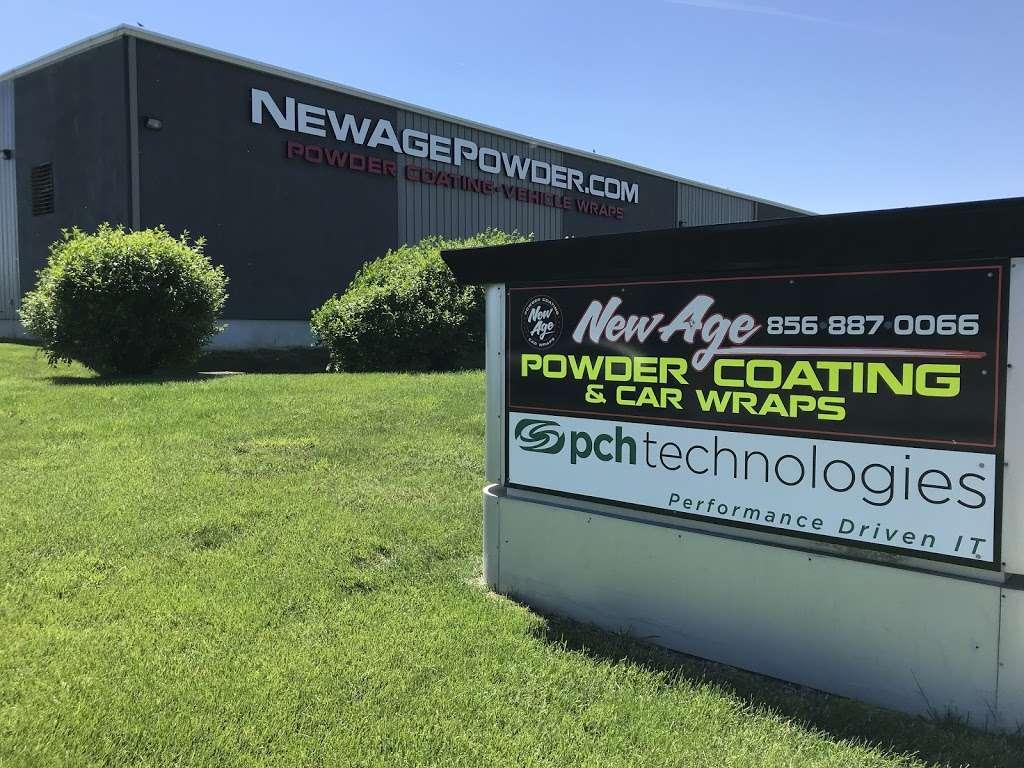 New Age Powder Coating & Vehicle Wraps - store    Photo 1 of 7   Address: 11 Enterprise Ct, Sewell, NJ 08080, USA   Phone: (856) 887-0066