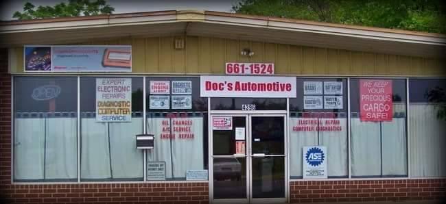 Docs Automotive - car repair  | Photo 1 of 1 | Address: 4396 Old Walkertown Rd, Winston-Salem, NC 27105, USA | Phone: (336) 661-1524