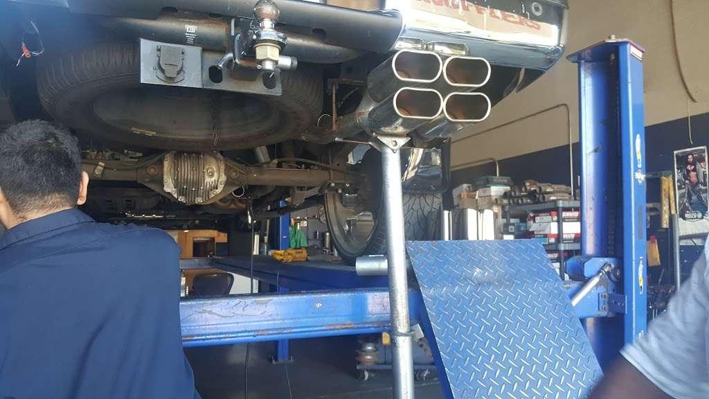 Mufflers Arizona National llc #2 - car repair  | Photo 7 of 10 | Address: 6858 W Indian School Rd, Phoenix, AZ 85033, USA | Phone: (623) 873-7917