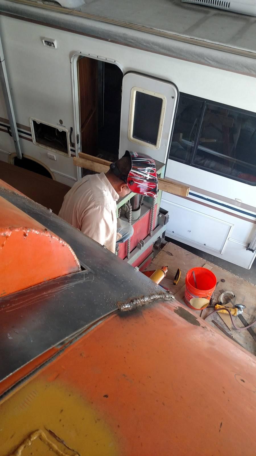 AA Truck & Auto - car repair  | Photo 1 of 6 | Address: 8536 Terminal Rd, Lorton, VA 22079, USA | Phone: (703) 550-5533
