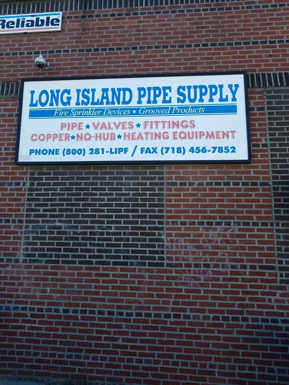 Long Island Pipe Supply - store  | Photo 5 of 5 | Address: 5858 56th St, Maspeth, NY 11378, USA | Phone: (718) 456-7877