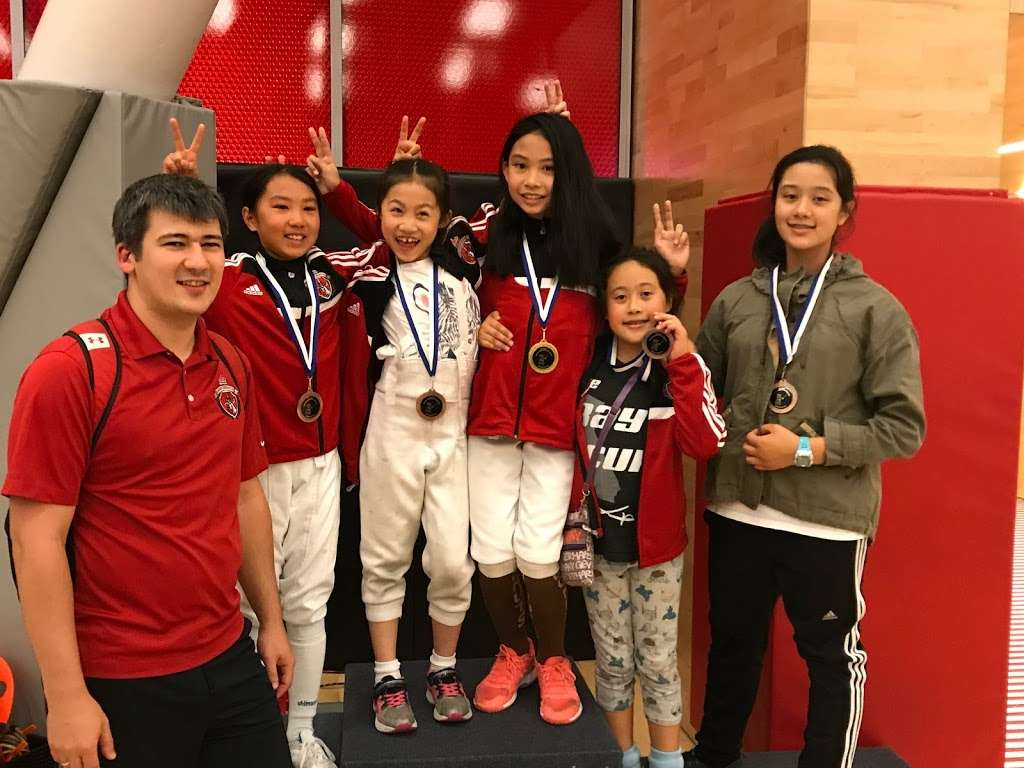 Academy of Fencing Masters - health    Photo 10 of 10   Address: 1269 Forgewood Ave, Sunnyvale, CA 94089, USA   Phone: (408) 542-9580