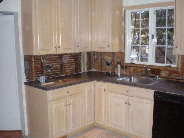 Custom Cabinet Refinishing - furniture store    Photo 10 of 10   Address: 183 Monroe St, Passaic, NJ 07055, USA   Phone: (973) 685-4553