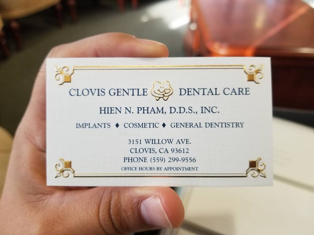 Clovis Gentle Dental Care - dentist  | Photo 8 of 9 | Address: 3151 Willow Ave, Clovis, CA 93612, USA | Phone: (559) 299-9556