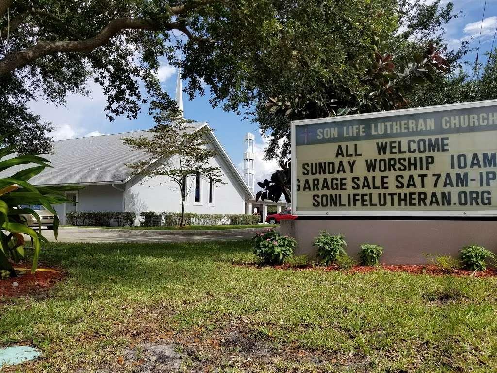 Son Life Lutheran Church - church  | Photo 2 of 7 | Address: 9301 Jog Rd, Boynton Beach, FL 33437, USA | Phone: (561) 738-5433