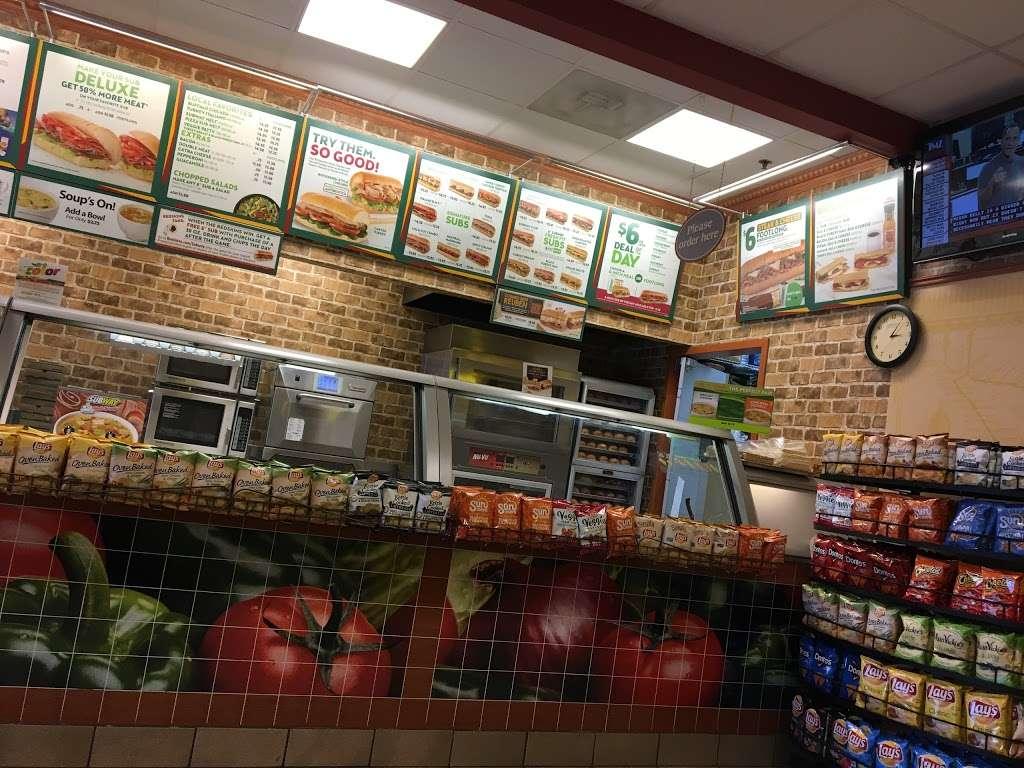Subway - restaurant    Photo 9 of 10   Address: 12300 Price Club Plaza, Fairfax, VA 22030, USA   Phone: (703) 543-8157