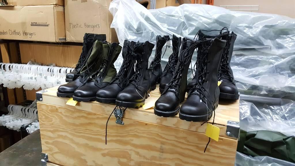 Bosserts Military Surplus - clothing store  | Photo 7 of 7 | Address: 434 NE 32nd St, Kansas City, MO 64116, USA | Phone: (816) 452-2002