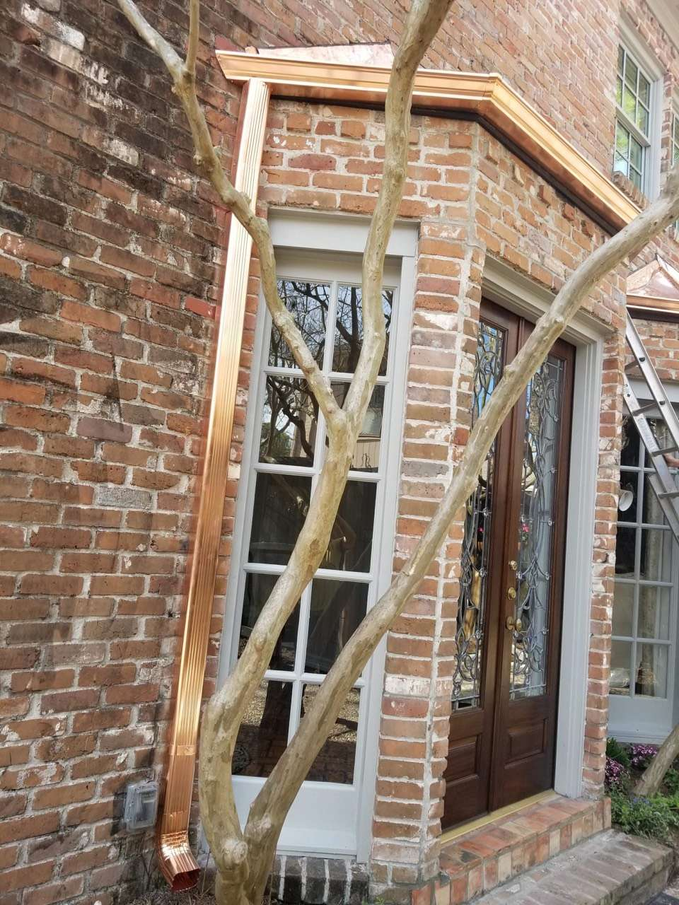 Seamless Gutters and Roof Service - roofing contractor  | Photo 4 of 10 | Address: 593 Legion Rd, Angleton, TX 77515, USA | Phone: (979) 418-1335