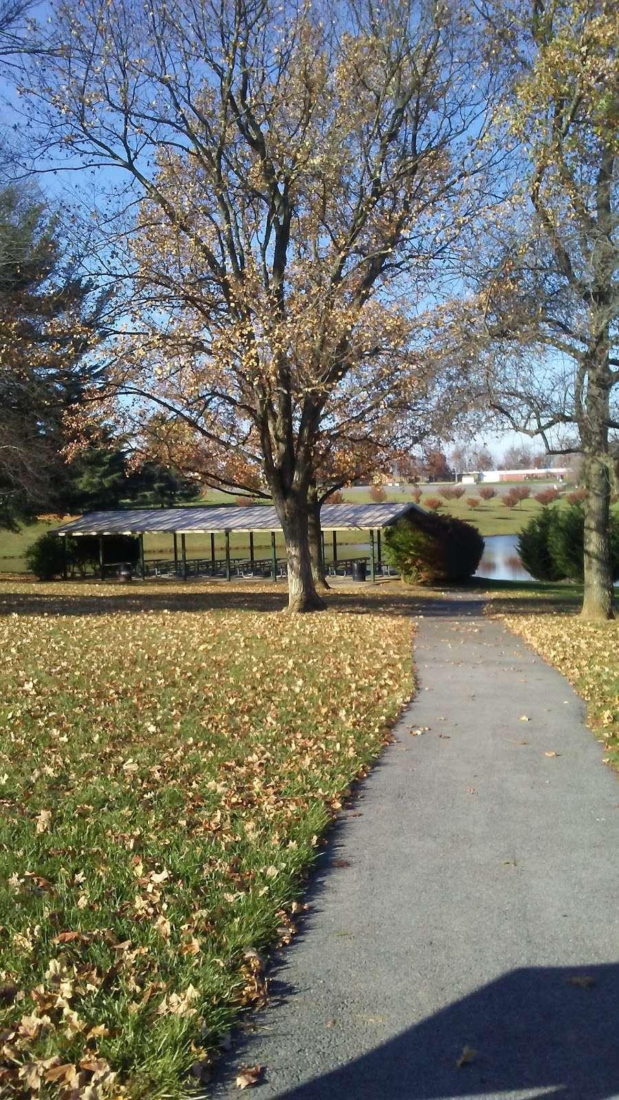Landon C Burns Park - park  | Photo 9 of 10 | Address: Westminster, MD 21157, USA