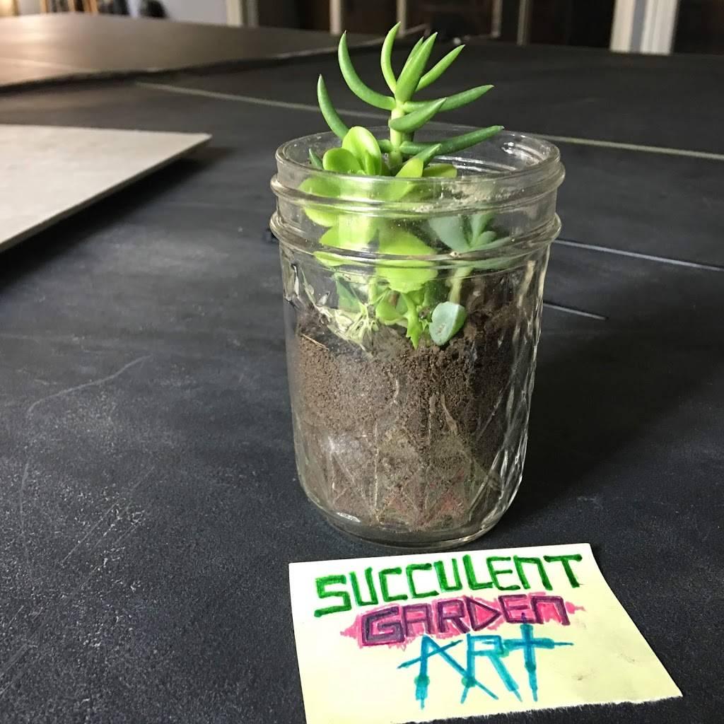 Succulent Garden Art - park  | Photo 6 of 10 | Address: 6701 E 9th St, Long Beach, CA 90815, USA | Phone: (951) 450-9344